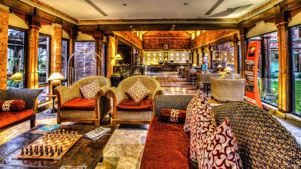 Gokarna Forest Resort - Best Interiors in Nepal   Nest Furniture